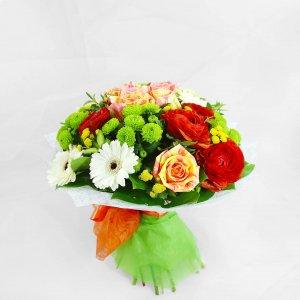 Bourquet De Gerberas, Rosas Y Ranunculus España