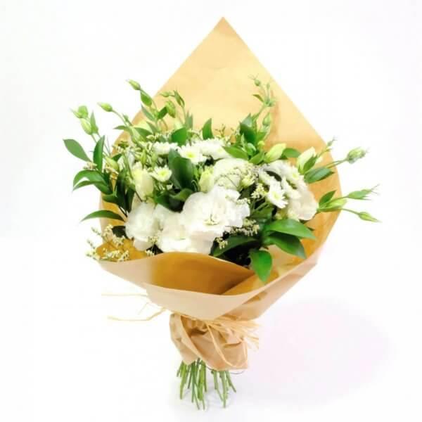 Ramo De Flores Blancas Mixtas Múrcia